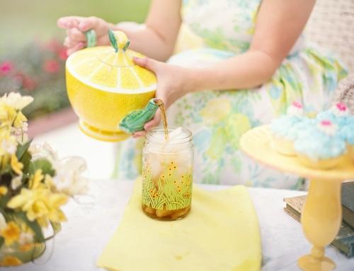 Léčivé čaje a bylinky
